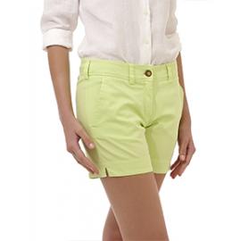 TRINITY     Short femme Coton Stretch