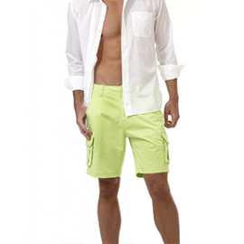 TEEK    Short homme Coton Stretch