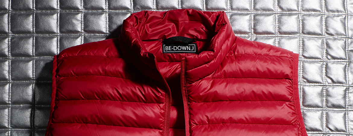 Be down jacket